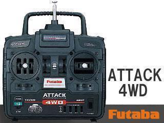 Futaba ATTACK-4WD