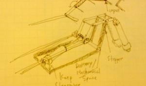 車高調整の仕組み(イメージ図)