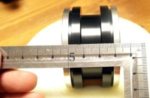 2mmの隙間