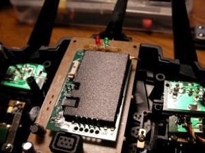 漏電防止とケース補強のためのウレタンボード