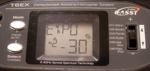 慎重(MODL2・DR↑):CH2のEXPOを-30%に