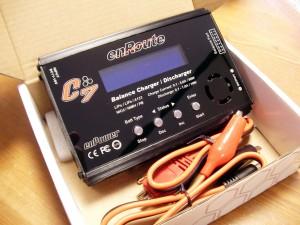 enPower C7マルチチャージャー