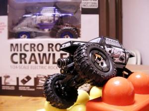 Losi Micro Rock Crawlerゲット!